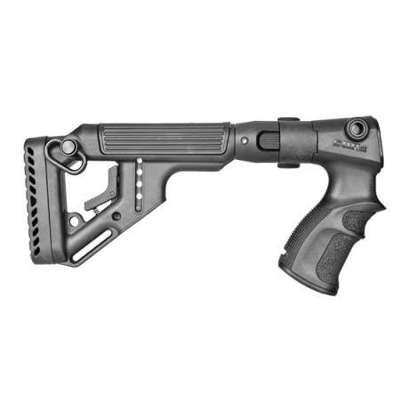 UAS-870 - Sklopná pažba typ Galil 2 pro Remington 870 černá