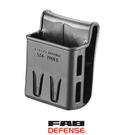 5.56 Pouch - Držák na zásobník M4 za opasek - černý