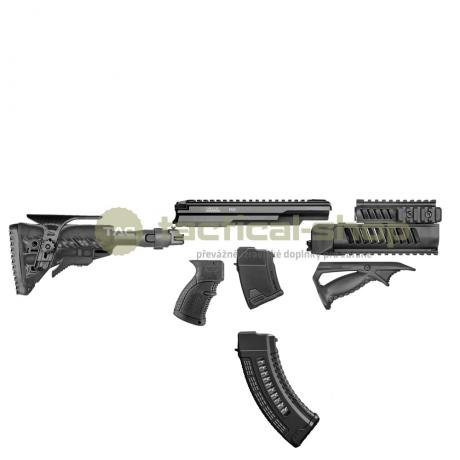 setPDC-AGR-M4-PTK - Upgrade set pro AK-47 černý