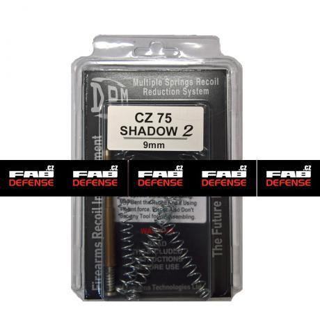 MS-CZ/12 - Vratná pružina s redukcí zpětného rázu DPM pro CZ SHADOW 2