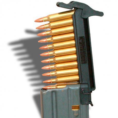 SL50B - Rychlonabíječ StripLULA pro zásobníky AR-15, .223 Rem