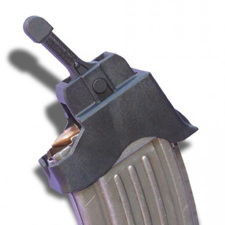 LU12B - Rychlonabíječ LULA pro zásobníky AK a GALIL 7.62x39 / 5.56x45