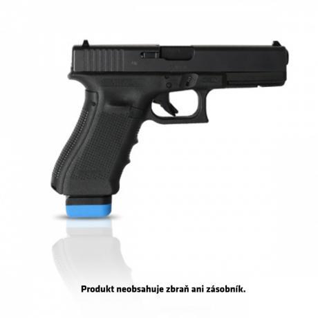 IMI-PFP02 - Gumová patka na zásobník Glock - červená