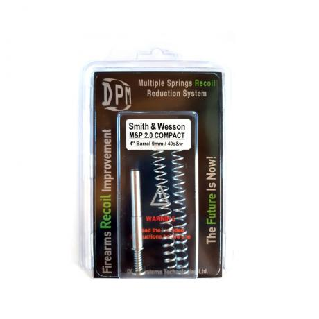 MS-S&W/2.0 - Vratná pružina DPM Systems s redukcí zpětného rázu pro SMITH & WESSON M&P 2.0 Compact 4