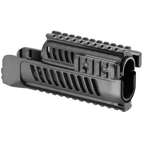 AK-47 - Polymerové podpažbí nadpažbí pro AK-47 černé