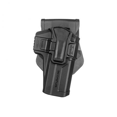 M1 G-21 L1 RH - Pouzdro na Glock .45 (CZ P-10 C) s pádlem bez pojistky pro praváka černé