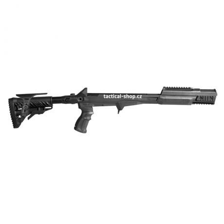 M4-SKS CP - Modernizační set pro SKS - M4 pažba s lícnicí - černý