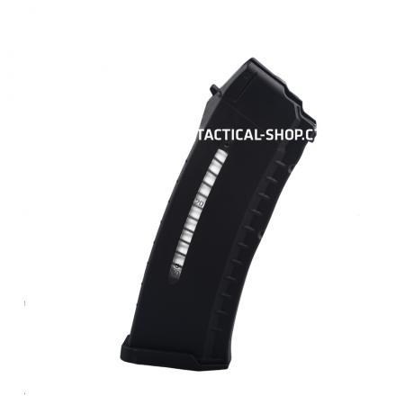 IMI-Z7430W - Izraelský polymerový zásobník s okénkem AK-74 G2 ráže 5,45x39 Basic 30 ran - černý