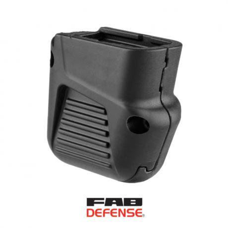 42-10 - Prodloužení originálního zásobníku pro Glock 42 na 10 ran