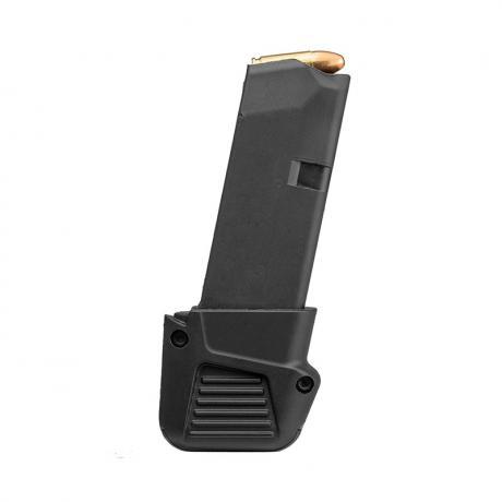 GL-G43+4 - Originální zásobník Glock 43 + 4 (botka FAB Defense)