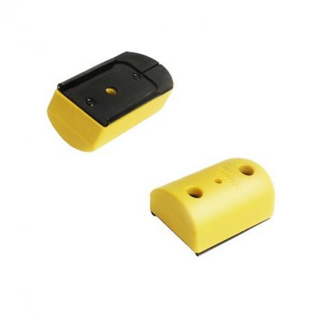 IMI-PFP01 - Gumová patka na zásobník Steel - žlutá