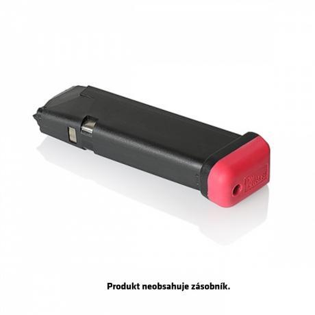IMI-PFP02 - Gumová patka na zásobník Glock - žlutá