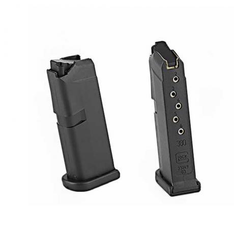 33249-03 - Originální zásobník pro Glock 42 .380 na 6 ran