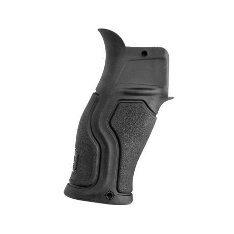 GRADUS - Ergonomická pistolová pogumovaná rukojeť pro M4 / AR-15 černá
