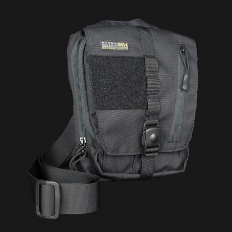 MRMDLP-SB-BLK - Taška na denní nošení - Star Bag - černá