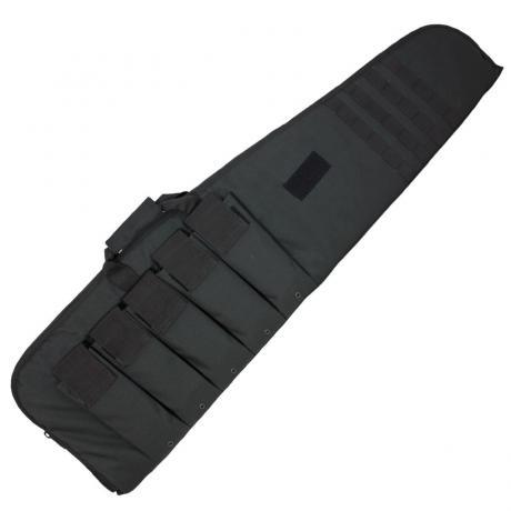 MIL-AR15-BLK - Pouzdro Mil-Tec na dlouhou zbraň, černé (100 - 140 cm)