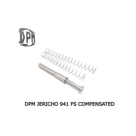 MS-JE/4 - Vratná pružina pro JERICHO 941 FS COMPENSATED (Rod Length 80mm/3.15