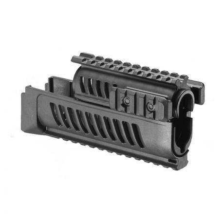 SA-58 - Polymerové podpažbí nadpažbí pro Sa vz. 58 černé