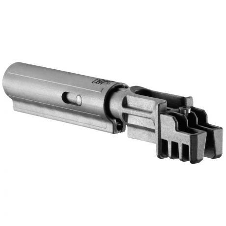 SBT-K47 - Trubka k pažbě pro AK-47 (s frézovaným rámem) s absorberem polymerová