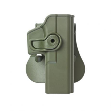 IMI-Z1010 - Polymerové pouzdro IMI Defense na Glock 17/22/31 - zelené