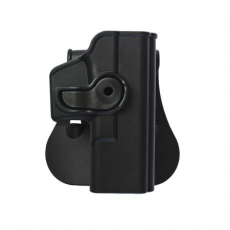 IMI-Z1020 - Polymerové pouzdro IMI Defense pro Glock 19/23/32 s pádlem - černé