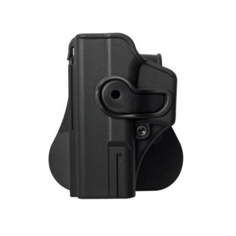 IMI-Z1020LH - Polymerové pouzdro IMI Defense pro Glock 19/23/32 pro leváka s pádlem - černé
