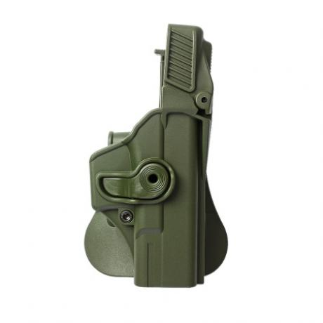 IMI-Z1400 - Level 3 - Polymerové pouzdro IMI Defense pro Glock 19/23/32 zelené