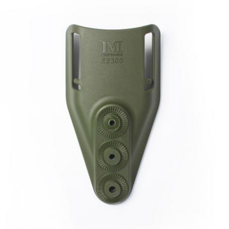 IMI-Z2300 - Snížená opasková platforma zelená