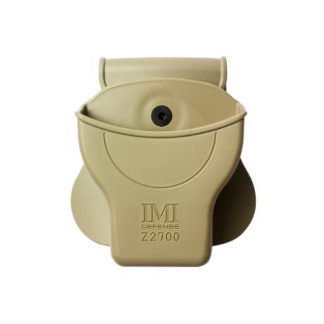IMI-Z2700 - Opaskový držák na policejní pouta - pískový