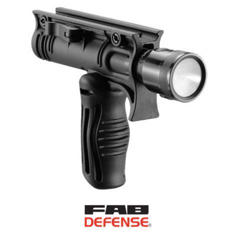 FFA-T4 - Taktický držák pro svítilnu INOVA