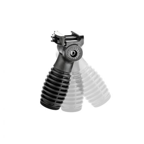 T-FS - Stranově nastavitelná přední taktická rukojeť T-FS - černá