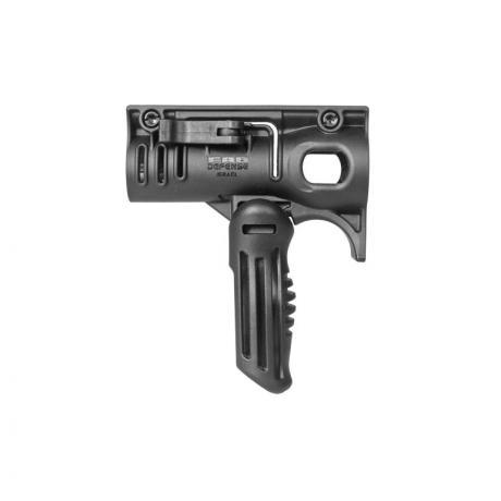 FFGS-1 - Taktická přední sklopná rukojeť s držákem pro svítilnu
