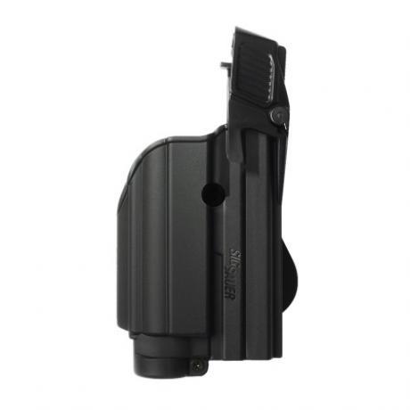 IMI-Z1500-TLH - Level 2 pouzdro na pistoli a svítilnu (laser) pro Sig P250 Compact,P250 FS,227,P220, P226, Sig Pro2022,MK25,P320 9mm - černé