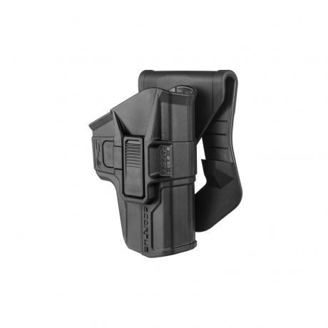 SC-G9R RH - Polymerové pouzdro Scorpus pro Glock 9mm pro praváka (PB35) černé