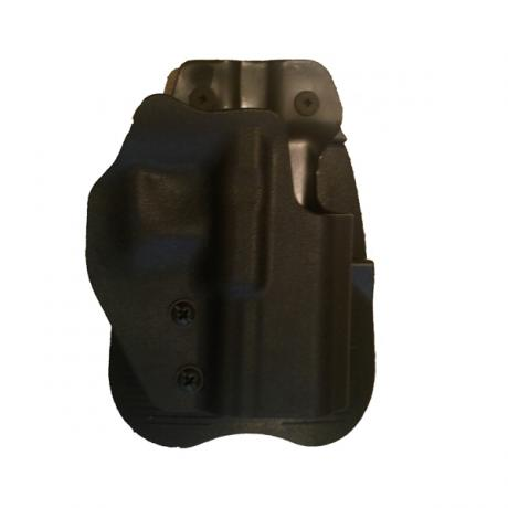 J18P - Polymerové pouzdro s pádlem pro Glock 17, 19, 26