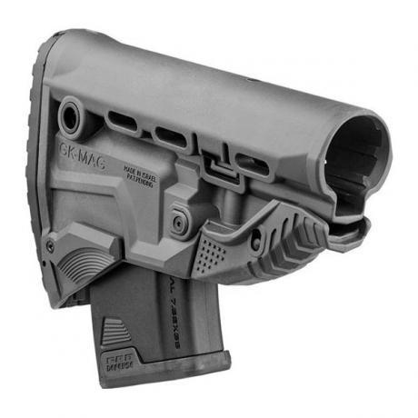 GK-MAG - Samostatná pažba GK-MAG s 10r zásobníkem pro AK/AKM černá
