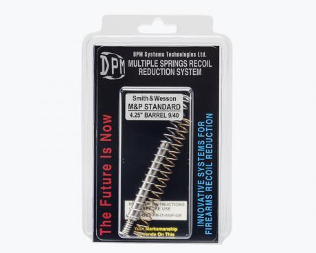 MS-S&W/2 - Vratná pružina s redukcí zpětného rázu DPM pro Smith & Wesson M&P STANDARD 4.25